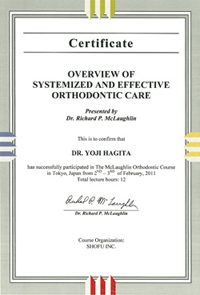 OVERVIEW OF SYSTEMIZED AND EFFECTIVE ORTHODONTIC CARE